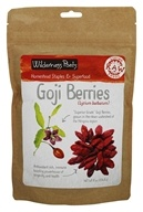 Wilderness Poets - Organic Raw Goji Berries - 8 oz.