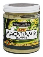 Wilderness Poets - Organic Raw Macadamia Butter - 8 oz.