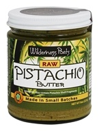 Wilderness Poets - Organic Raw Pistachio Butter - 8 oz.