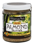 Wilderness Poets - Organic Raw Almond Butter - 8 oz.