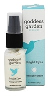 Goddess Garden - Bright Eyes Firming Eye Cream - 0.5 oz.