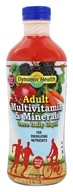 Dynamic Health - Adult Multivitamin & Minerals Once Daily Liquid - 32 oz.