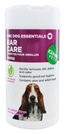 GNC Pets - Ear Care Wipes For Dogs - 50 Wipe(s)