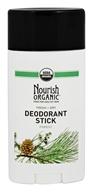 Nourish - Organic Fresh + Dry Deodorant Stick Forest - 2.2 oz.
