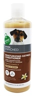 GNC Pets - Vitamin Enriched Moisturizing Oatmeal Conditioner For Dogs Vanilla Scent - 17 oz.