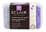 Eclair Naturals - Handcrafted Bar Soap French Lavender - 6 oz.