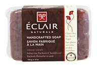 Eclair Naturals - Handcrafted Bar Soap Indonesian Patchouli & Sandalwood - 6 oz.