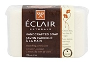 Eclair Naturals - Handcrafted Bar Soap Creamy Coconut - 6 oz.