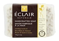 Eclair Naturals - Handcrafted Bar Soap Shea Butter & Oatmeal - 6 oz.