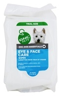GNC Pets - Eye & Face Care Wipes For Dogs - 25 Wipe(s)