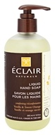 Eclair Naturals - Liquid Hand Soap Vanilla & Sweet Orange - 12 oz.