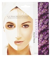 Relaxus - Spa Lavender Facial Mask - 1 Piece(s)