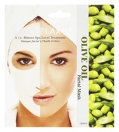 Relaxus - Spa Olive Oil Facial Mask - 1 Piece(s)