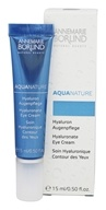 Borlind of Germany - Annemarie Borlind Natural Beauty Aqua Nature Hyaluronate Eye Cream - 0.5 oz.