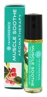 RareEssence - Aromatherapy 100% Pure Essential Oil Roll-On Muscle Soothe - 10 ml.