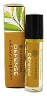 RareEssence - Aromatherapy 100% Pure Essential Oil Roll-On Defense - 10 ml.