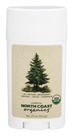 North Coast Organics - All Natural Organic Deodorant Douglas Fir - 2.5 oz.