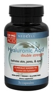 NeoCell - Hyaluronic Acid Double Strength 120 mg. - 30 Capsules