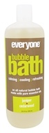 EO Products - Everyone Bubble Bath Juniper + Cedarwood - 20.3 oz.