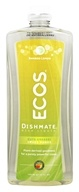 Earth Friendly - ECOS Dishmate Dish Liquid Bamboo Lemon - 25 oz.
