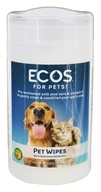 Earth Friendly - ECOS For Pets! Pet Wipes - 70 Wipe(s)