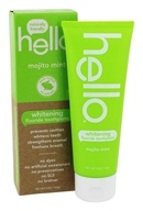 Hello Products - Whitening Fluoride Toothpaste Mojito Mint - 5 oz.