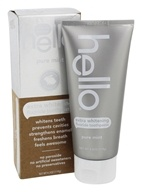 Hello Products - Extra Whitening Fluoride Toothpaste Pure Mint - 4.2 oz.
