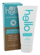 Hello Products - Fluoride and SLS Free Toothpaste Sweet Mint - 4.2 oz.