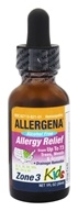 Allergena - Allergy Relief Drops Zone 3 for Kids - 1 oz.