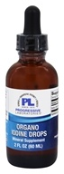 Progressive Laboratories - Organo Iodine Drops - 2 oz.