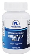 Progressive Laboratories - Progressive Child Chewable Multi - 60 Tablet(s)