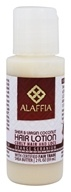 Alaffia - Shea & Virgin Coconut Hair Lotion Orange Geranium - 2 oz.