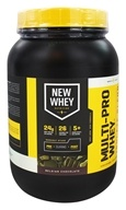 New Whey - Multi-Pro Whey Isolate Blend Belgian Chocolate - 2 lbs.