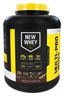 New Whey - Multi-Pro Whey Isolate Blend Belgian Chocolate - 5 lbs.