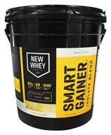New Whey - Smart Gainer Isolate Blend Powder Vanilla Cream - 10 lbs.
