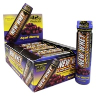 New Whey - Liquid Protein 42g Acai Berry - 12 Bottle(s)