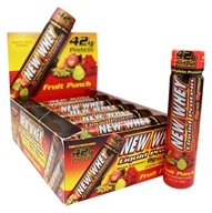 New Whey - Liquid Protein 42g Fruit Punch - 12 Bottle(s)