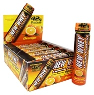 New Whey - Liquid Protein 42g Orange - 12 Bottle(s)