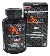 BioXgenic - Size Male Performance - 60 Tablets