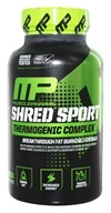 Muscle Pharm - Shred Sport Thermogenic Complex - 60 Capsules