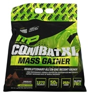 Muscle Pharm - Combat XL Mass Gainer Chocolate - 12 lbs.