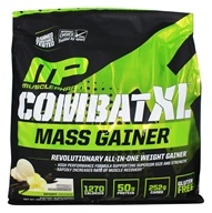 Muscle Pharm - Combat XL Mass Gainer Vanilla - 12 lbs.
