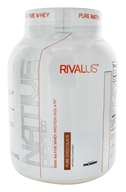Rivalus - Native Pro 100 Whey Protein Isolate Pure Chocolate - 2.81 lbs.