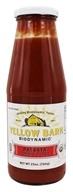 Yellow Barn Biodynamic - Organic Passata Tomato Puree - 25 온스.