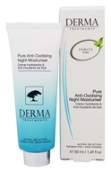 Derma Treatments - Pure Anti-Oxidising Night Moisturiser - 1.69 oz.