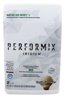Performix - Iridium Native Iso Wheyi+ Vanilla Ice Cream - 2.1 lbs.