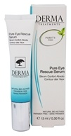 Derma Treatments - Pure Eye Rescue Serum - 0.5 oz.