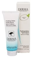 Derma Treatments - Purifying Detox Facial Serum - 1.01 oz.