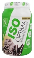 NutraKey - ISO Optima Cookies & Cream - 1.94 lbs.