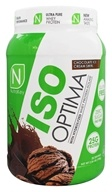 NutraKey - ISO Optima Chocolate Cream Swirl - 2.06 lbs.